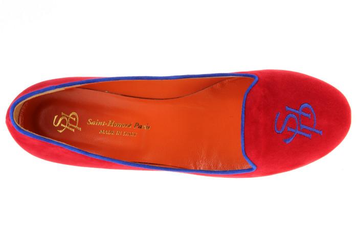 Slipper modello Betty - Saint-Honoré Paris