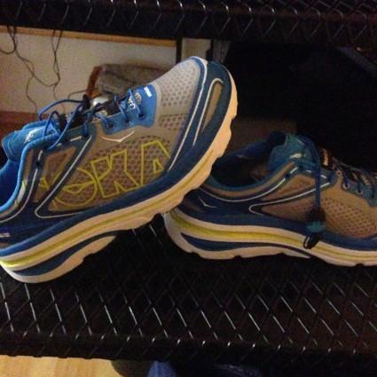 Recensione scarpe running Hoka One su ShoeAdvisor