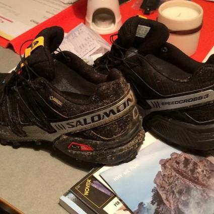 Recensione scarpe trail Salomon su ShoeAdvisor