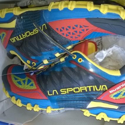 Recensione scarpa trail LaSportiva Bushido